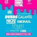 Cartel Arona Summer Festival 2018