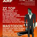 Cartel Azkena Rock Festival 2015