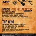 Cartel Azkena Rock Festival 2016