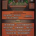 Cartel Bellota Rock Fest 2018