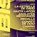 Cartel BIS Festival (Barcelona Independent Sessions) 2019