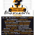 Cartel Festival De Blues De Cazorla 2014