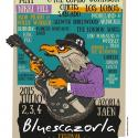 Cartel Festival De Blues De Cazorla 2015