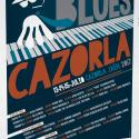 Cartel Festival De Blues De Cazorla 2017