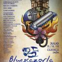 Cartel Festival De Blues De Cazorla 2019
