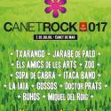 Cartel Canet Rock 2017