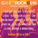 Cartel Canet Rock 2018