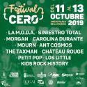 Cartel Festival Cero 2019