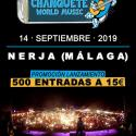 Cartel Chanquete World Music Festival 2019