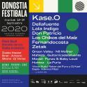 Cartel Donostia Festibala 2020