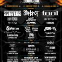 Cartel Download Festival Madrid 2019