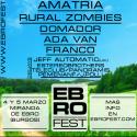 Cartel Ebrofest 2016