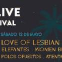 Cartel Elche Live Music Festival 2018