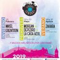 Cartel Estaciones Sonoras - Primavera 2019