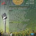 Cartel Festival De La Luz 2015