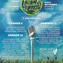 Cartel Festival De La Luz 2016