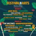 Cartel Festival de Les Arts 2017
