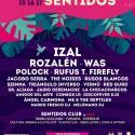 Cartel Festival De Los Sentidos 2018