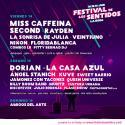 Cartel Festival De Los Sentidos 2019