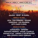Cartel Festival Sueños de Libertad 2017