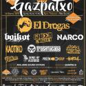 Cartel Gazpatxo Rock 2018