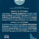 Cartel Gigante Festival 2016