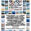 Cartel Gijón Sound Festival 2015