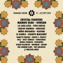 Cartel Granada Sound 2018