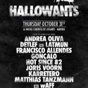 Cartel HallowANTS 2019