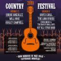Cartel Huercasa Country Festival 2019