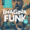 Cartel Imagina Funk 2018