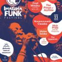 Cartel Imágina Funk 2015