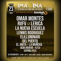 Cartel Imagina Festival Urban Music 2020