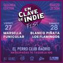 Cartel En Clave de Indie Fest 2020