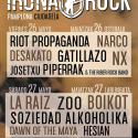 Cartel Iruña Rock 2017