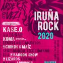 Cartel Iruña Rock 2020