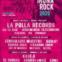 Cartel Iruña Rock 2020