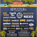 Cartel The Juergas Rock Festival 2019