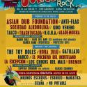 Cartel The Juergas Rock Festival 2015