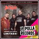 Cartel The Juergas Rock Festival 2020