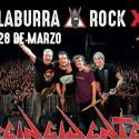 Cartel Laburra Rock 2020