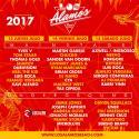 Cartel Los Alamos Beach Festival 2017