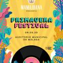 Cartel Mamajuana Primavera Festival 2020