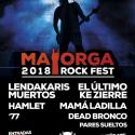 Cartel Mayorga Rock Festival 2018