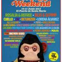 Cartel Monkey Weekend 2017