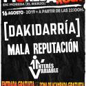 Cartel Moreda Rock 2019