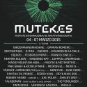 Cartel MUTEK.ES 2015