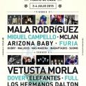 Cartel No Sin Música 2015