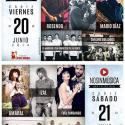 Cartel No Sin Música 2014