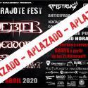Cartel Paparajote Fest 2020